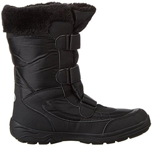 Lila Boots Girls' V Mary Schwarz Schwarz Black Lico Snow Lila IfwBScqI0