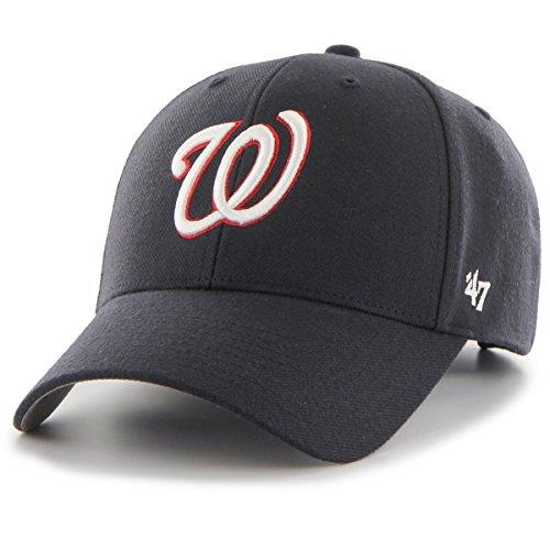 '47 Brand MLB Washington Nationals MVP Cap - Navy