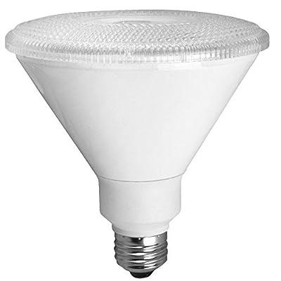 TCP LED Dimmable 17W 4100K High Output Flood PAR38 - LED17HOP38D41KFL (Case of 36)
