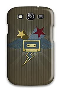 (KRAikTj3497NMgWI)durable Protection Case Cover For Galaxy S3(cassette)