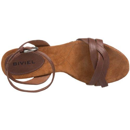 Biviel Womens Bv2562 Sandale Menorca Chocolat