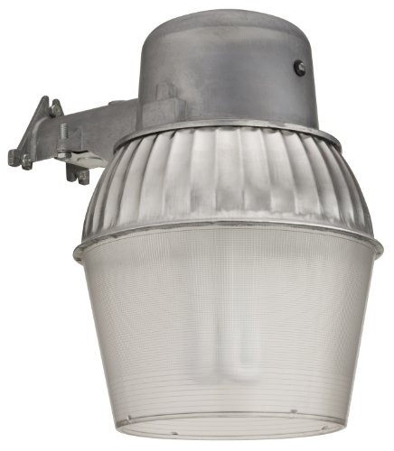 - Lithonia Lighting OALS10 65F 120 P LP M4 Standard Outdoor Area Light with 65-Watt Compact Fluorescent Compact Quad Tube