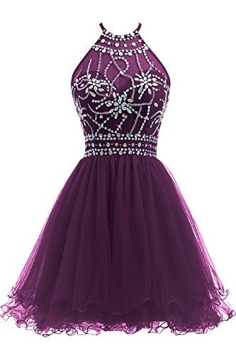 Back Halter Dress - 2