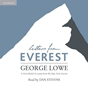 Letters from Everest Hörbuch