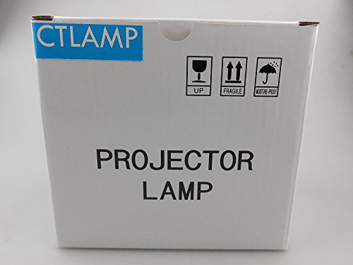 CTLAMP 311-8529 Replacement Projector Lamp 311-8529 Compatible Bulb Module for DELL M209X / M210X / M409WX / M410HD / M409MX / M409X / M410X by CTLAMP (Image #1)