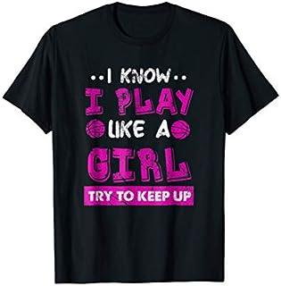 Birthday Gift Basketball  -Girls Basketball Gift- Funny Basketball Short and Long Sleeve Shirt/Hoodie