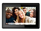 Feelcare 7 Inch 16GB Digital Picture Frames WiFi, Digital Photo Frames WiFi Send