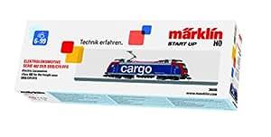 Märklin 36606  - Vagón de carga E-Lok serie 482 SBB [Importado de Alemania]