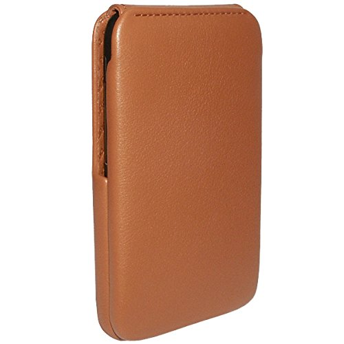 "Piel Frama ""Imagnum"" Leather Case for HTC Flyer, Tan (539C)"