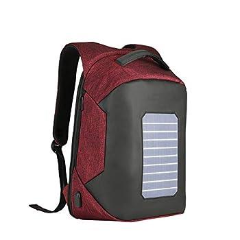 FARAZ Waterproof Solar Backpack