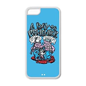Customize A Day To Remember Back Case for ipod touch4 JN-1453