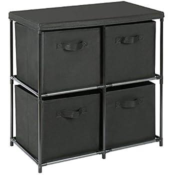 Amazon.com: HOMEFORT - Torre de almacenamiento para aparador ...
