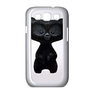 IPHONE Phone Case Of cute bear For Samsung Galaxy S3 I9300