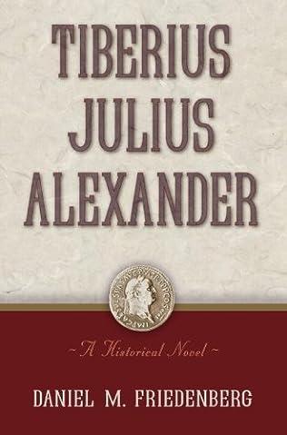book cover of Tiberius Julius Alexander