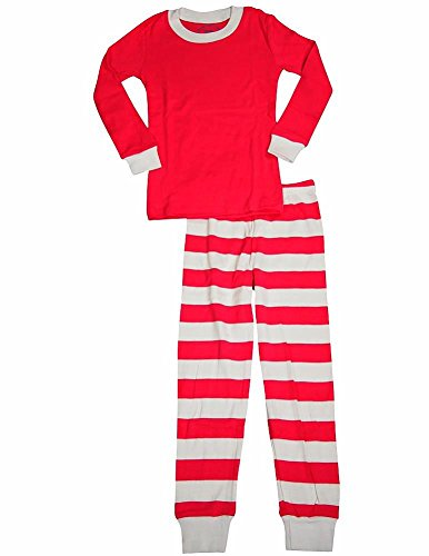 Saras Prints Girls Sleeve Pajamas