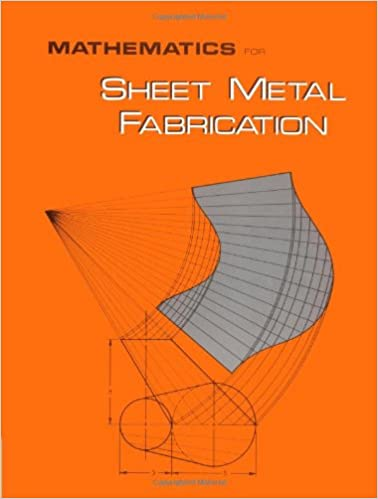 Mathematics for Sheet Metal Fabrication: Delmar Cengage