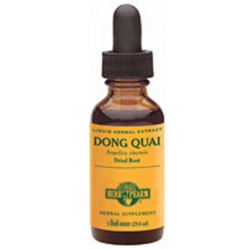 Dong Quai Extract, 4 Oz by Herb Pharm (Pack of 3) by Herb Pharm (Image #1)