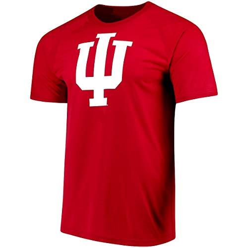 Profile Varsity Indiana University Hoosiers Men's Big & Tall Logo T-Shirt (3XL)