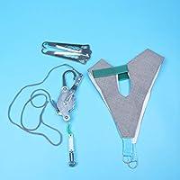 SUPVOX dispositivo de tracción cervical del cuello sobre la puerta ...