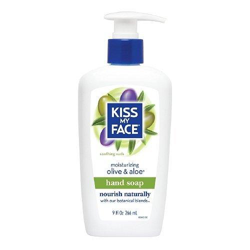 kiss-my-face-hand-soap-olive-aloe-9-fl-oz-266-ml-by-kiss-my-face