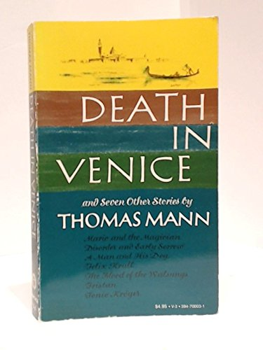 essay death in venice
