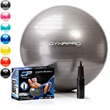 DYNAPRO Exercise Ball – Extra Thick Eco-Friendly