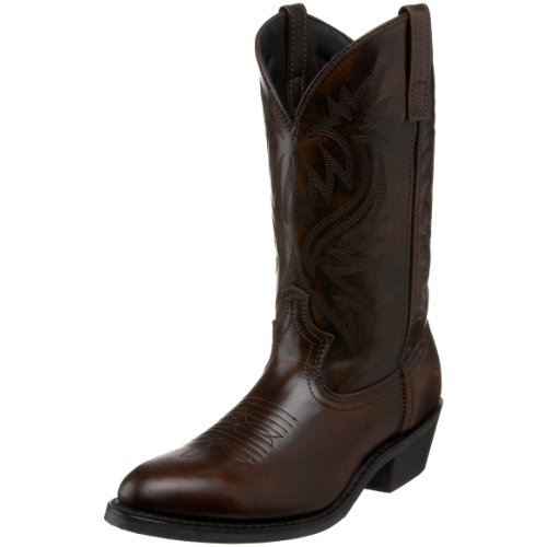 Laredo Men's 12-Inch Trucker Boot