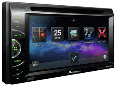 Pioneer AVH-X3500DAB CD/DVD Tuner XP