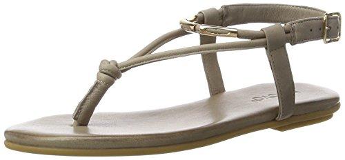 Inuovo 5223, Sandalias Mujer Gris (Grey)