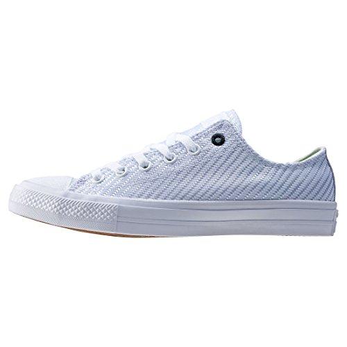 Converse Chuck Taylor All Star Ii Low Herren Sneaker Weiß
