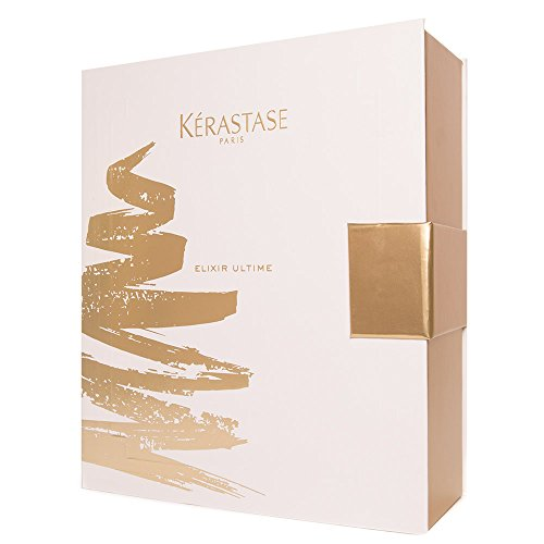 KERASTASE PRECIOUS OILS FOR SUBLIME SHINE SET , 3 ITEMS