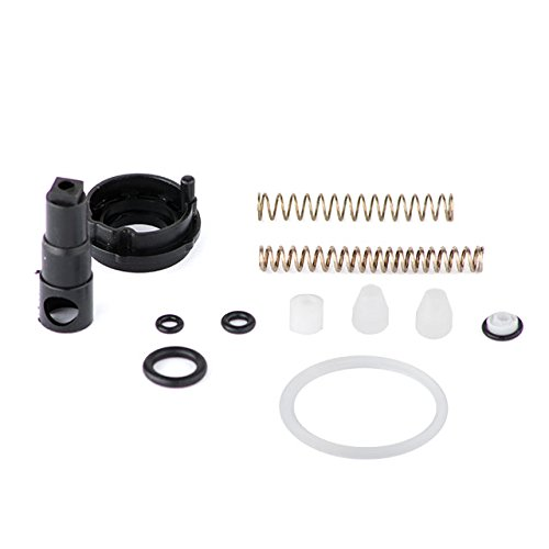 INTERTOOL Repair Kit, Gaskets Set, Springs, O-rings for PT-0128 HVLP Mini Spray Guns Series, PT-2128 (Spring Gasket)
