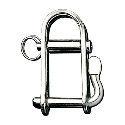 Ronstan Halyard Shackle - 4.8mm(3/16) Pin by Ronstan