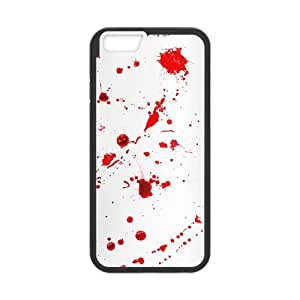 iPhone 6 4.7 Inch Cell Phone Case Black Dexter Blood 002 HIV6755169578962