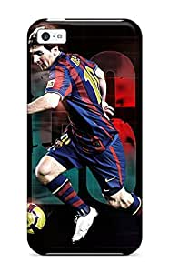 New Shockproof Protection Case Cover For ipod touch4/ Lionel Messi For Case Cover