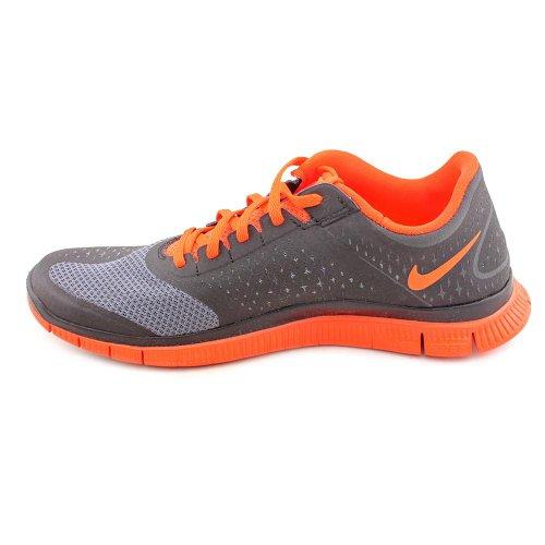 Nike Free 4.0 V2 Heren Maat 12 Zwarte Loopschoenen Uk 11