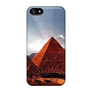 New KrV1560AzyY Pyramid Covers Cases For HTC One M8