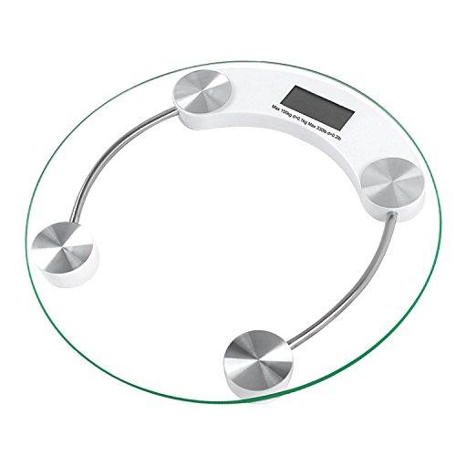 CXQ-Waage Geschenkwaagen Glas rund um menschliche Gesundheit skaliert intelligente Waage