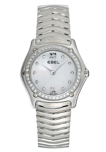 Ebel Classic Wave Women's Quartz Watch 9090F24-9725