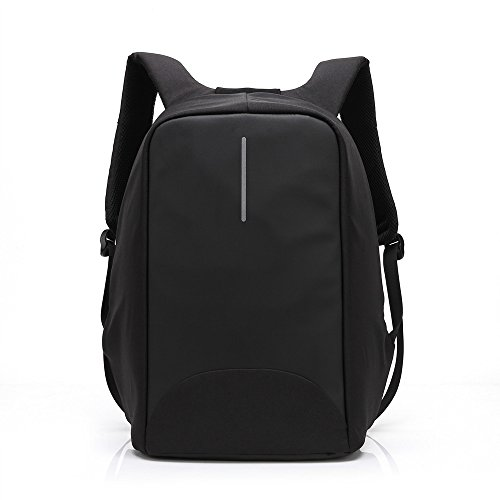 Anti-theft Business Laptop Backpack with USB Charging Por...