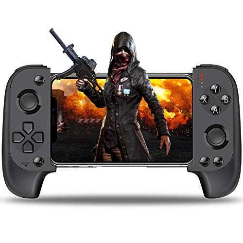 BEBONCOOL Mobile Game Controller for PUBG Mobile Phone Triggers Controller for iPhone iOS Android