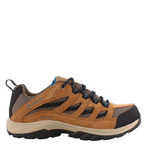 Columbia Men's, Crestwood Waterproof Hiking Shoes MUD 10 M