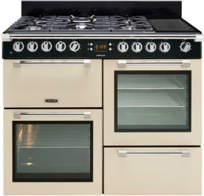 Leisure – Cocina mixta con encimera de gas CK 100 ºF - 324 ...