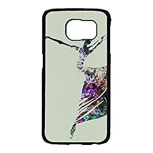 Samsung Galaxy S7 Mobile Cover Luxurious Protective Phone Case Snap on Samsung Galaxy S7 Beautiful Ballet Skirt Pattern Cellphone Shell