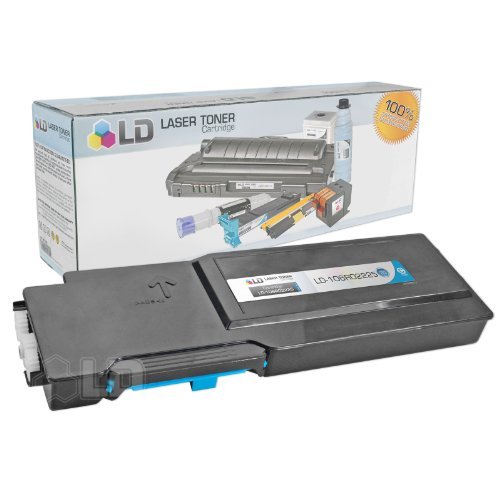 LD © Xerox Compatible 106R02225 / 106R2225 High Capacity Cyan Laser Toner Cartridge for use in the Phaser 6600, 6600dn, 6600n, 6600ydn & Workcentre 6605, 6605dn, 6605n Printers