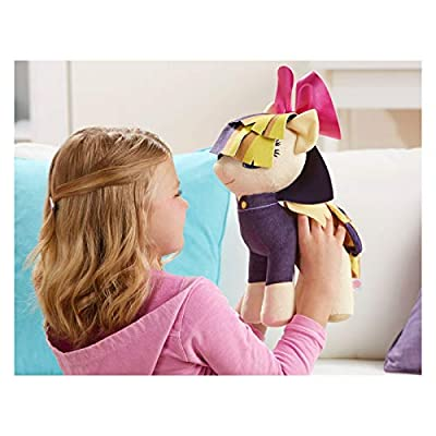My Little Pony the Movie Songbird Serenade Cuddly Plush: Toys & Games