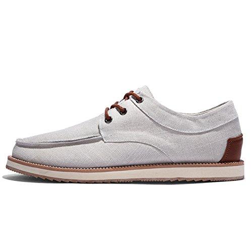 à Lacets Chaussures Beige Homme Blivener Coupe Et Classique q7anxvnE5d