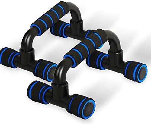 プッシュアップバー筋力トレーニング、プッシュアップバー運動器具クッション付きフォームグリップと頑丈な肩、腕、背中、腹部、フィットネス、アクセサリーの滑り止めの頑丈な構造男性女性
