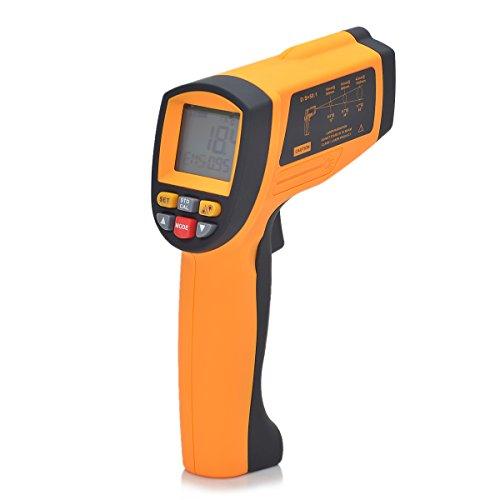 ZREALBANG Non-contact Infrared IR Digital Thermometer,LCD...