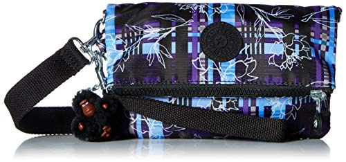 Kipling Womens Lynne Convertible Crossbody Bag, Darling dashes